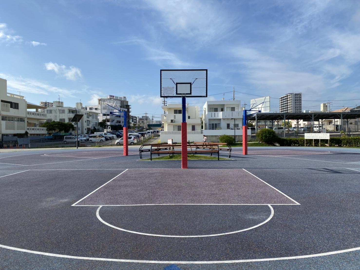 ストリートコートガイド ♯1 【若夏公園】