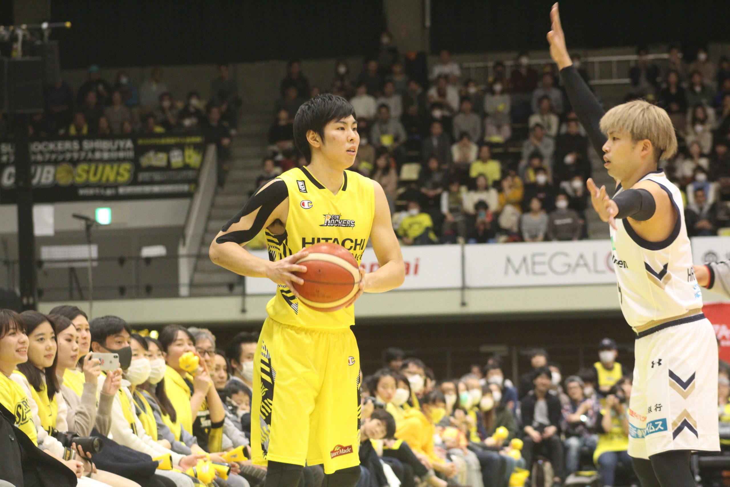 ENJOY OKINAWA MARCH MADNESS ③渡辺竜之佑選手インタビュー