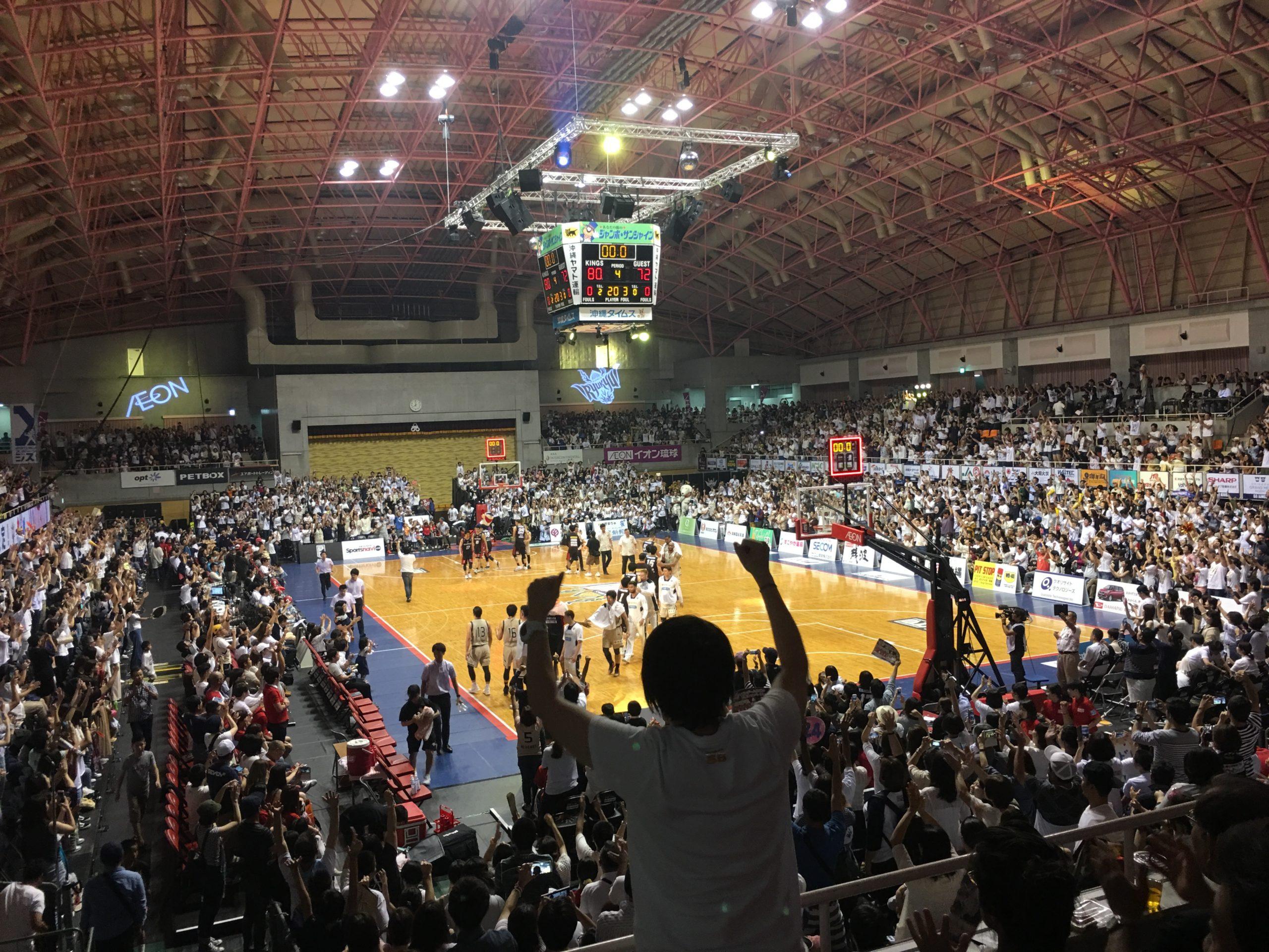 2023年、バスケのワールドカップが沖縄で開催されます!