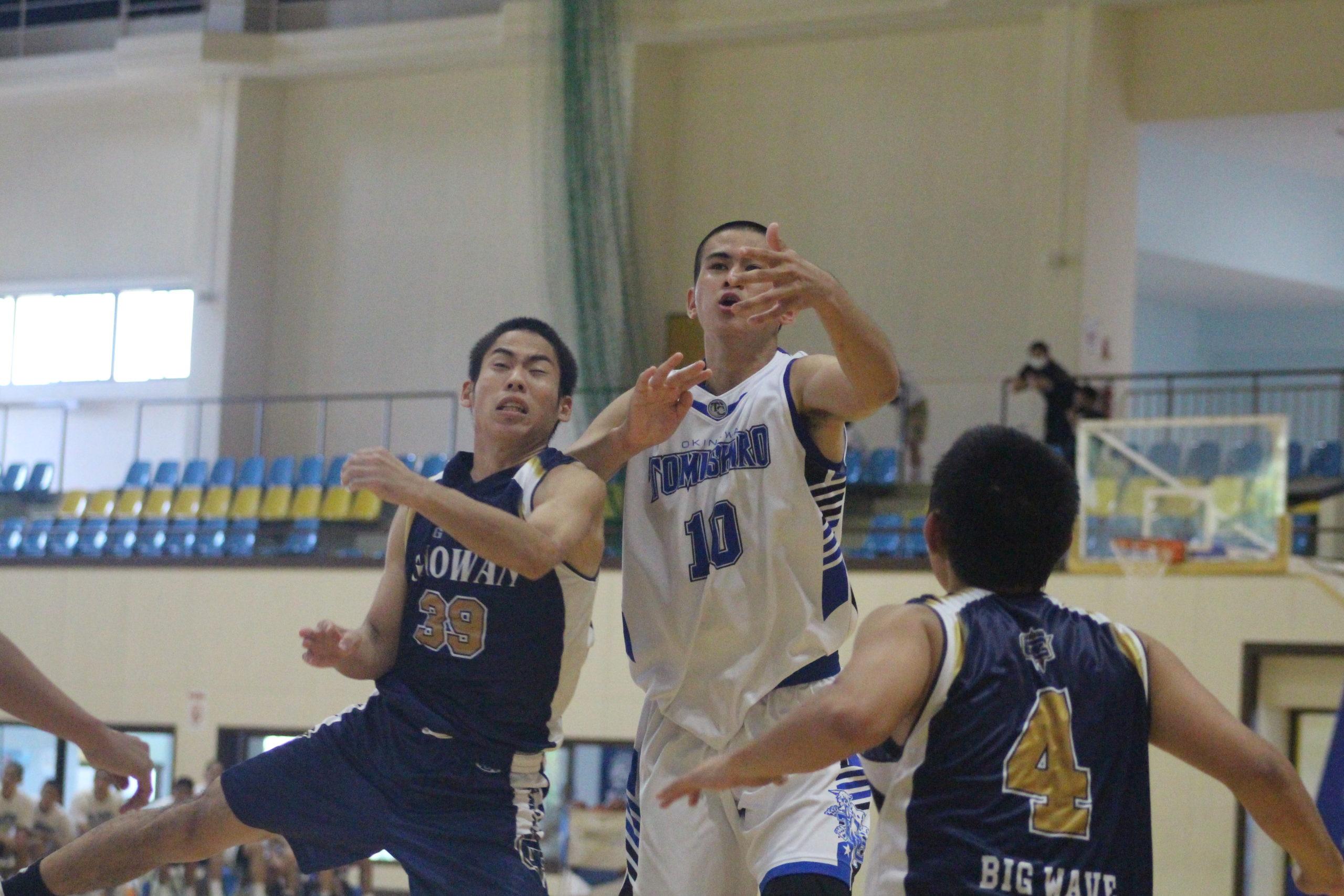 【ウインターカップ沖縄県予選】男子準々決勝の4試合レポート