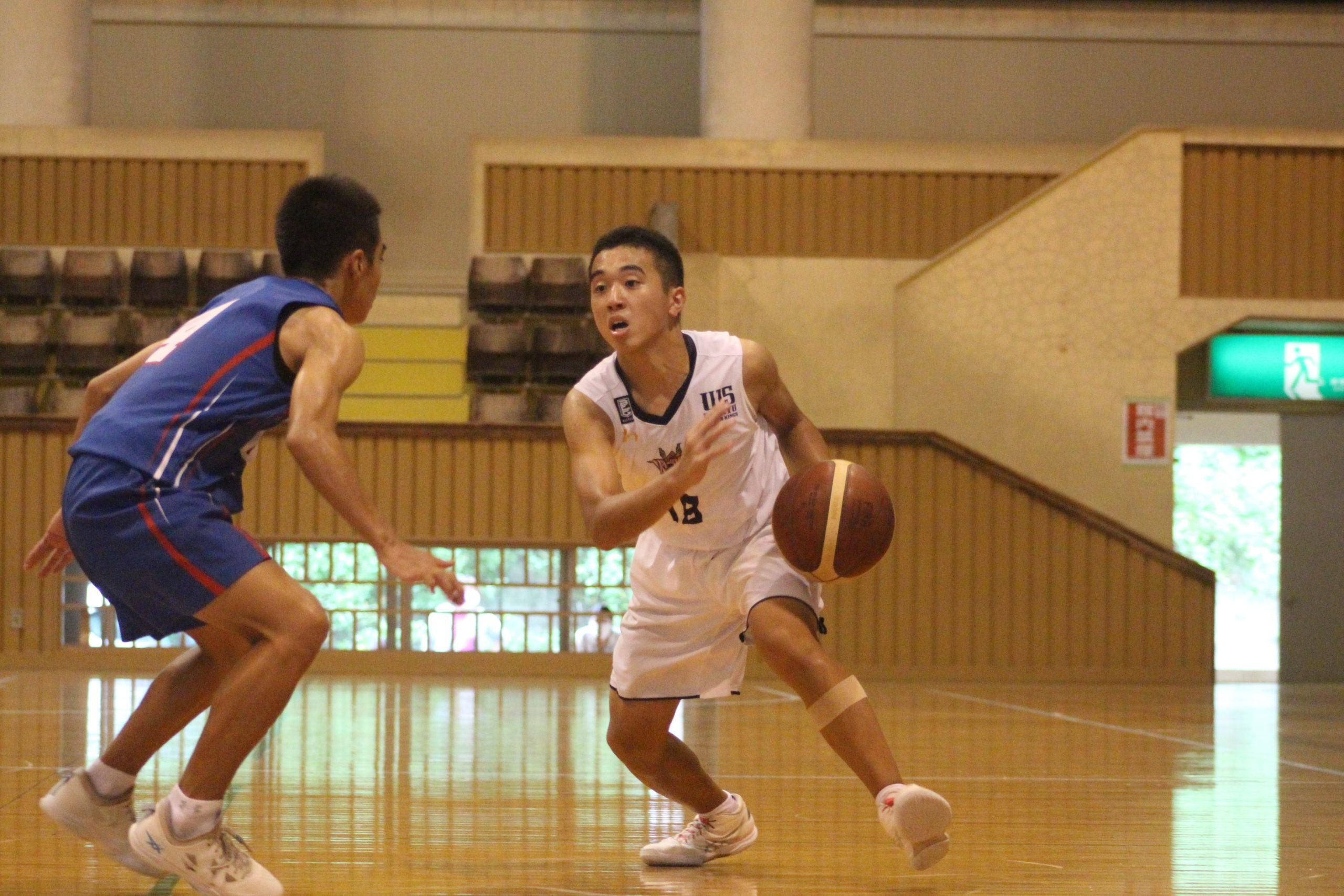 【第1回U15選手権】男子決勝 琉球ゴールデンキングスU15 VS糸満