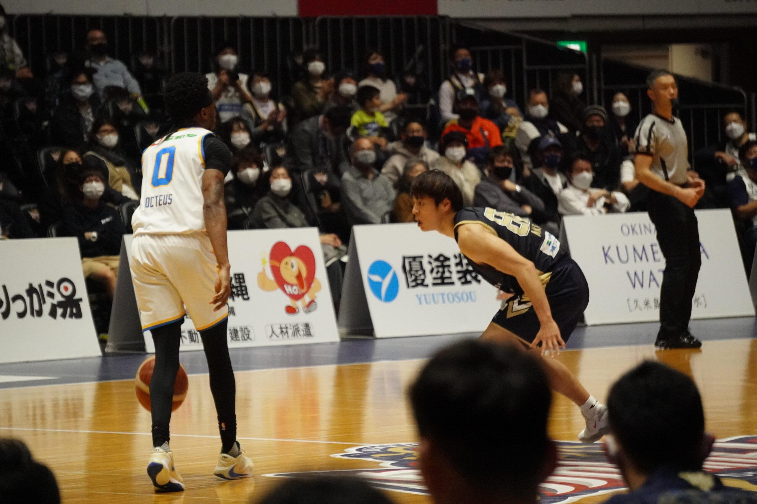 牧、躍動 〜第18節 キングス vs 滋賀レイクスターズ戦〜